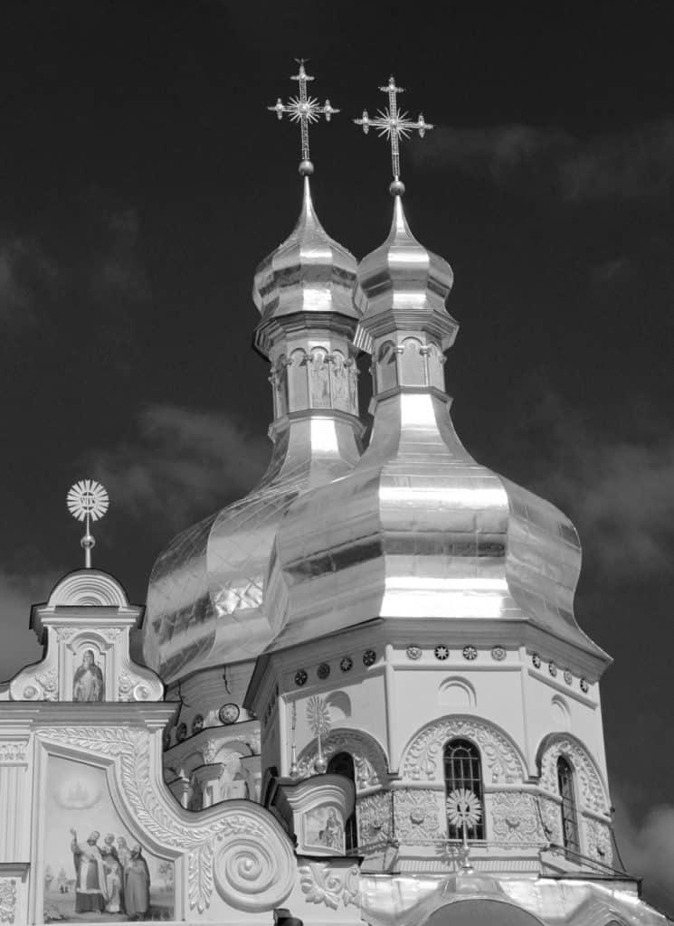 Kiev Church Roof
