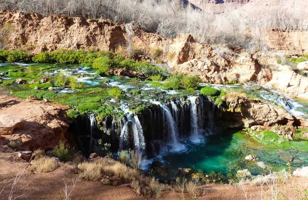 Havasu Falls, Havasu Falls Hike, Havasupai, Havasu Creek, HavasupaiFalls permit, Havasupai reservations