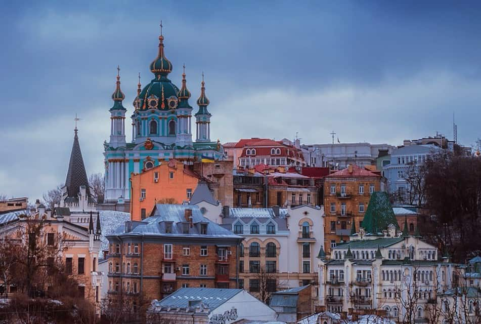 Kiev Ukraine - A Visitors Guide to an Undiscovered Gem