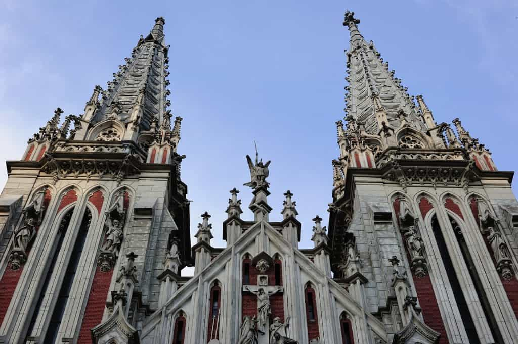 St. Nicholas Roman Catholic Cathedral Kiev