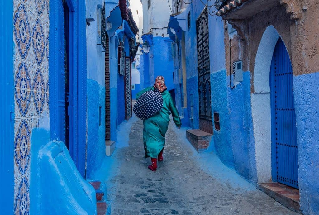 Bluetiful Chefchaouen – A Photographer's Delight