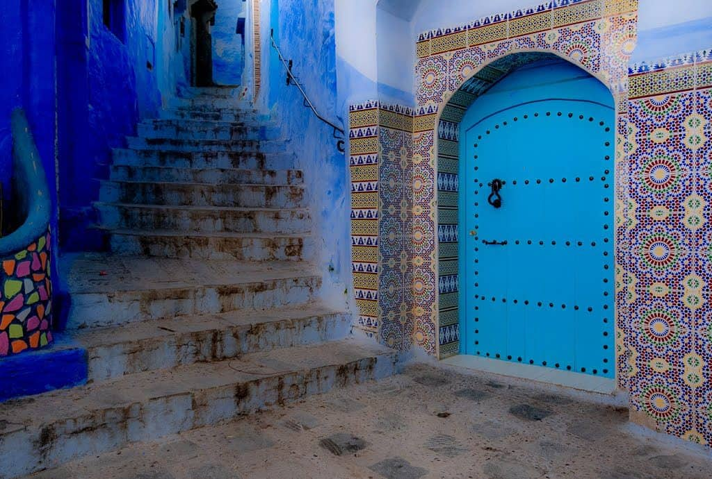 Bluetiful Chefchaouen – A Photographer's Delight