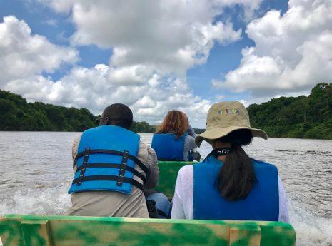 Piranha Fishing, Pirana Fishing, Rivers of South America's Guyana, Amazon River Basin