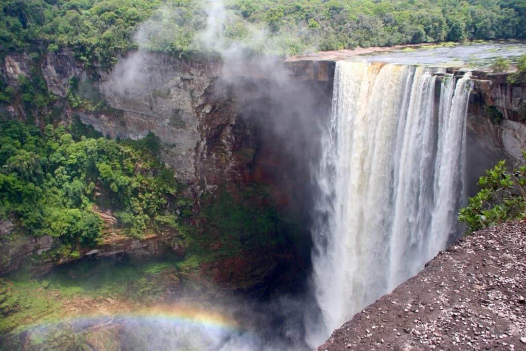 Kaieteur, Kaieteur Falls