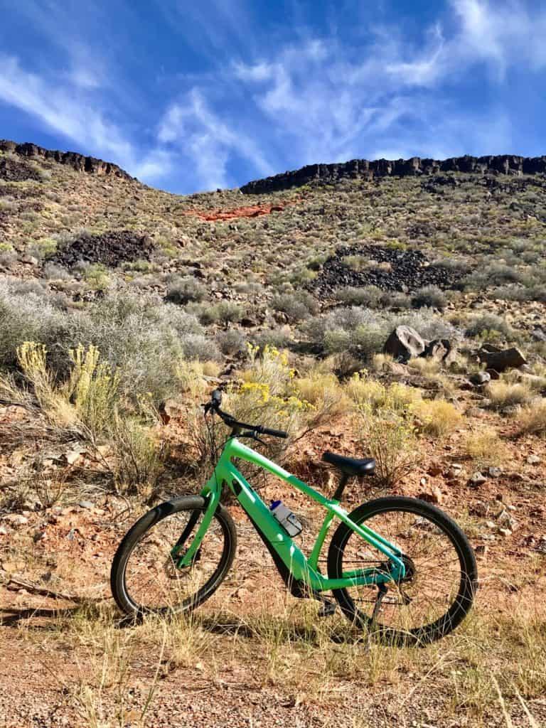 ebiking, electric assist bike