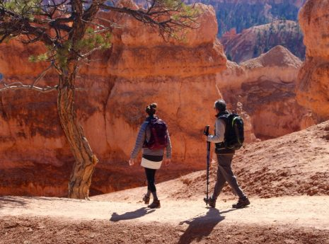 Bryce Canyon Hikes, Bryce Canyon Trails, Bryce Canyon Elevation