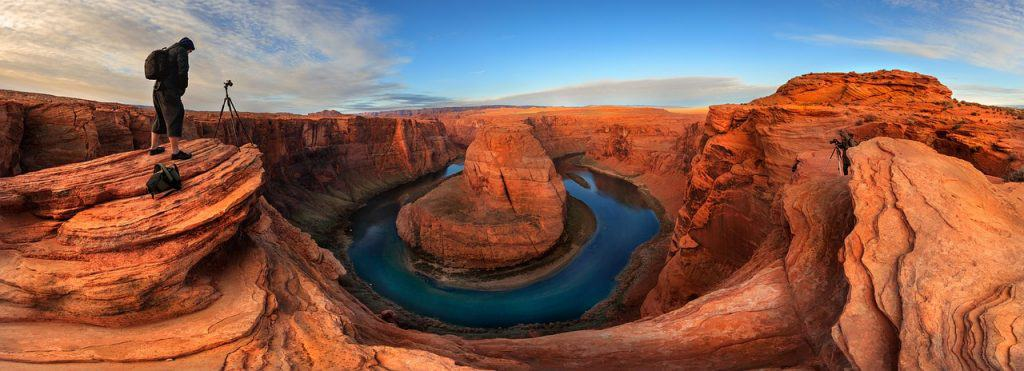horseshoe bend hike, horseshoe bend grand canyon, horseshoe grand canyon, horseshoe bend Arizona, horseshoe bend