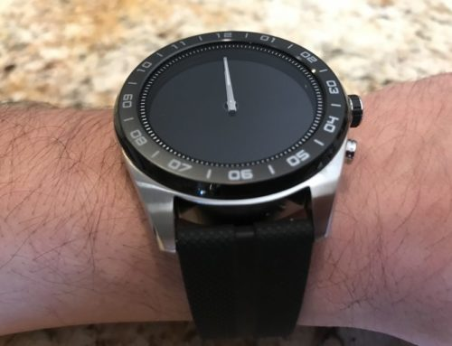 A Traveler's Watch: LG's Smartwatch W7 Technology