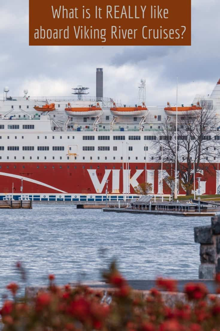 What are viking river cruises like?