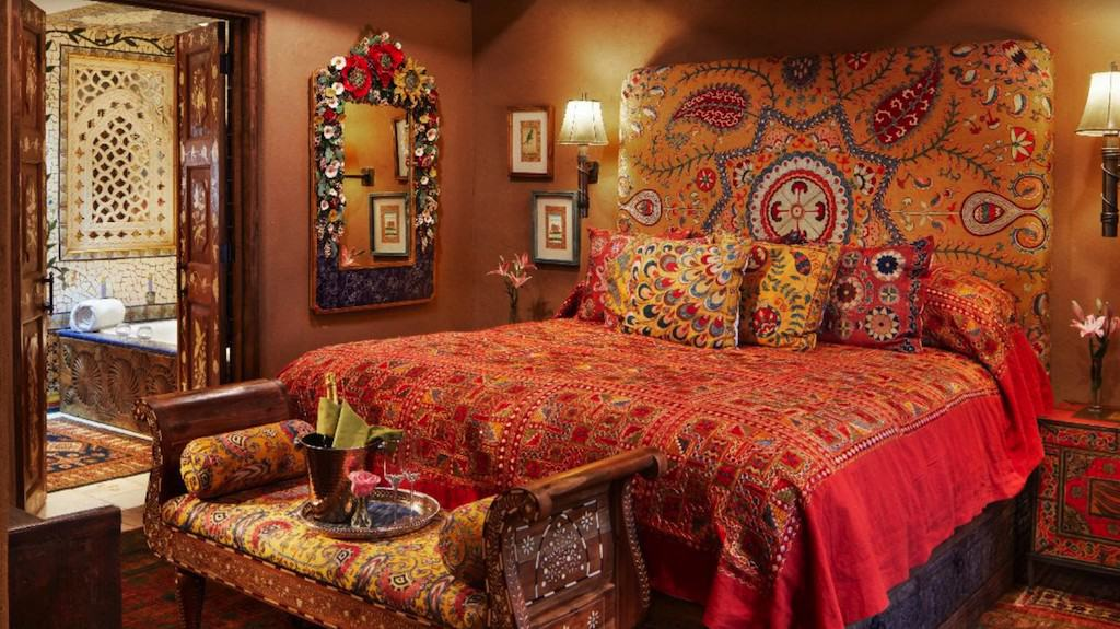 What a wonderful stay: Inn of 5 Graces, Inn of Five Graces, Santa Fe, New Mexico