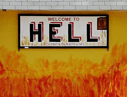 Hell Grand Cayman: A Journey to Hell And Back!