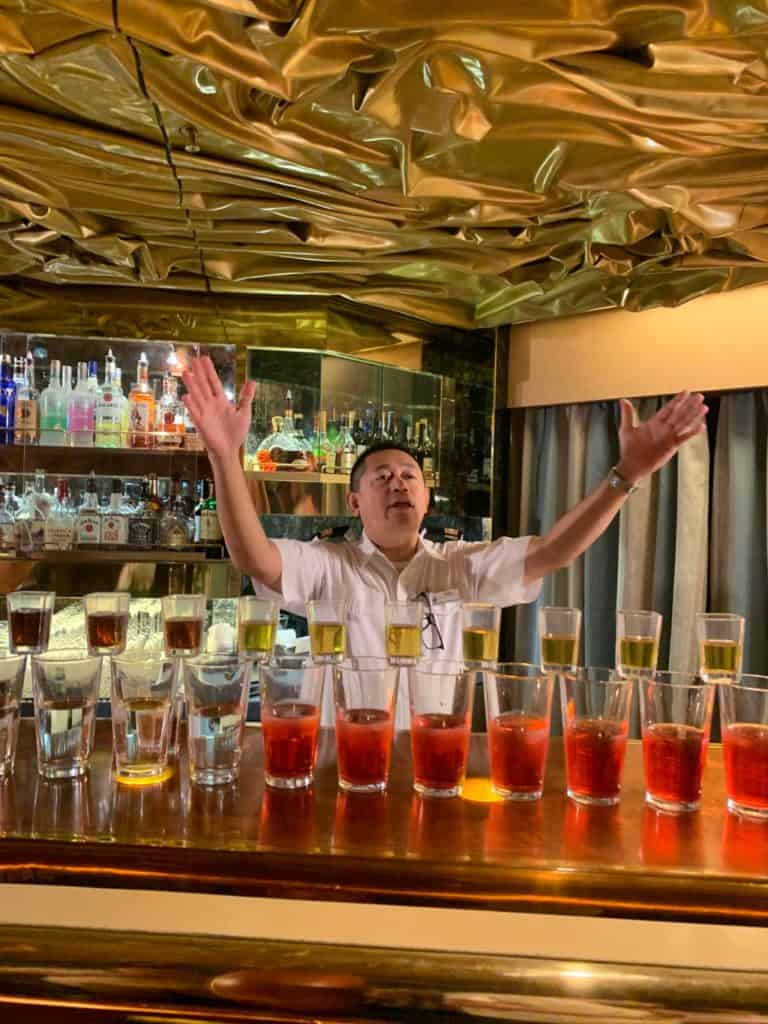 bar, South Pacific Cruise, South Pacific Island Cruise, Pacific Cruises
