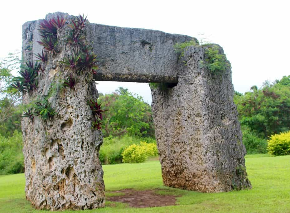 Nuku'alofa is where Ha'amonga a'alofa is located