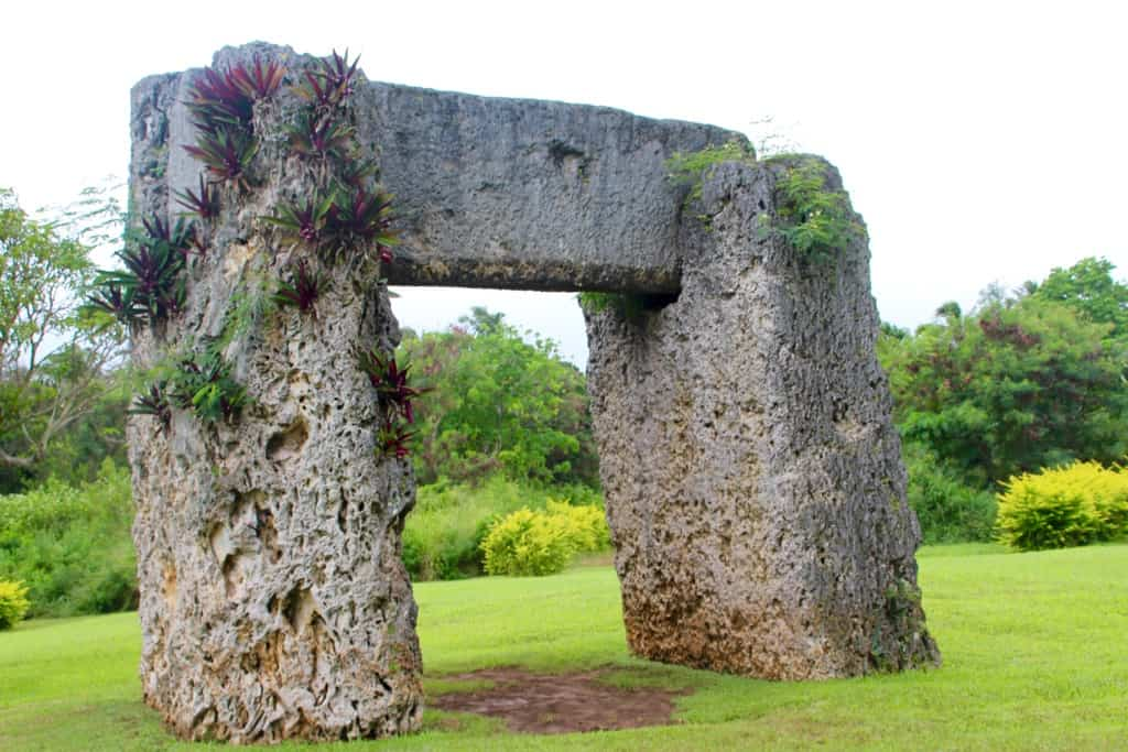 Nuku'alofa is where Ha'amonga a'alofa is located