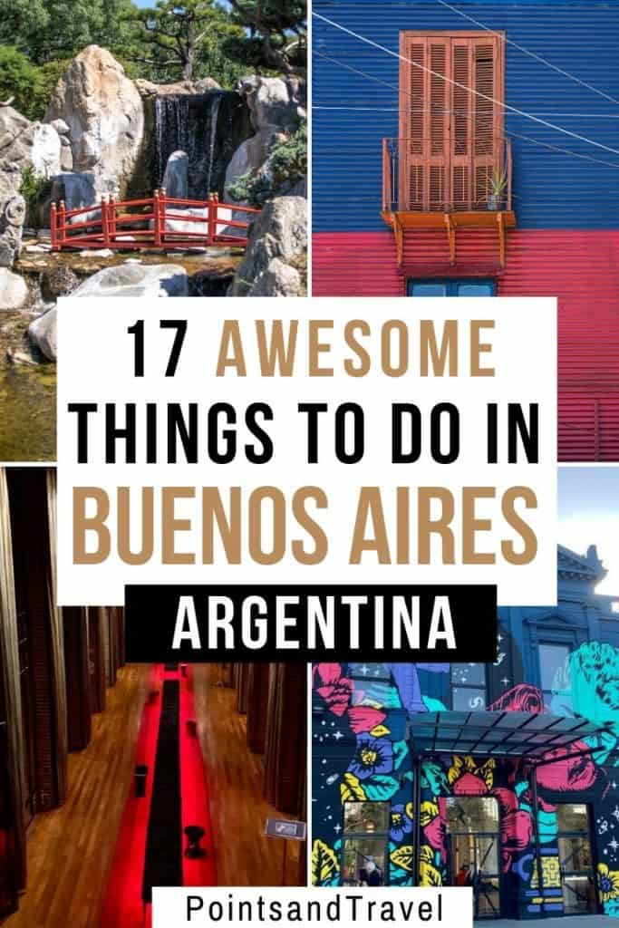 Things to do in Buenos Aires, Buenos Aires Things to do, What to do in Buenos Aires, Best Things To Do in Buenos Aires #BuenosAires #Argentina