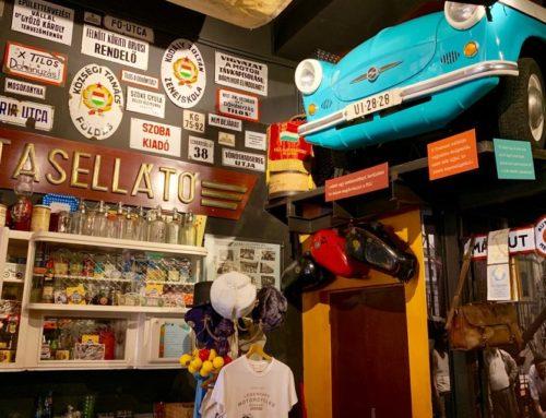"Pub Crawl in Budapest ""Retro Style"""