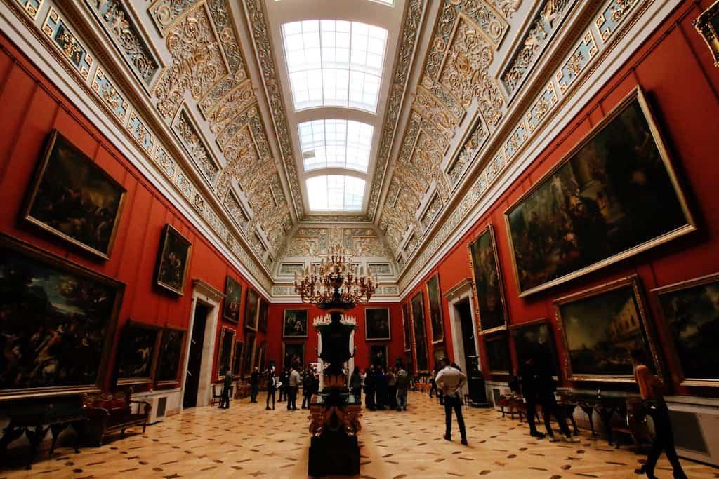 Hermitage art, St Petersburg art gallery, hermitage hours, Hermitage collection #Hermitage #StPetersburg #Russia