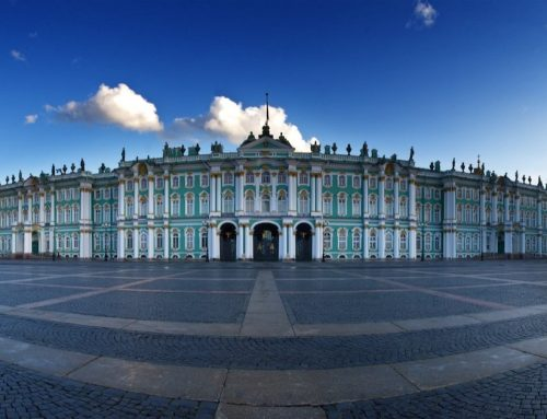 The Hermitage's Treasures in St. Petersburg, Russia