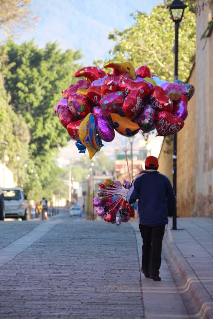 Things to do in Oaxaca City Mexico, Hierve de Agua, Monte Alban, #Oaxaca #Mexico