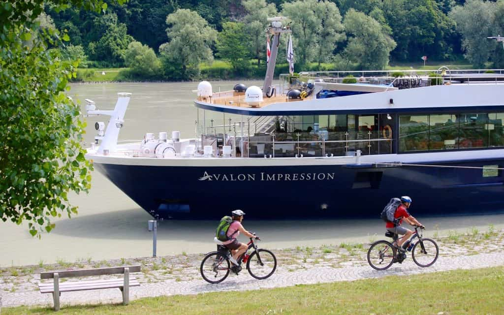 Cycling the Danube River