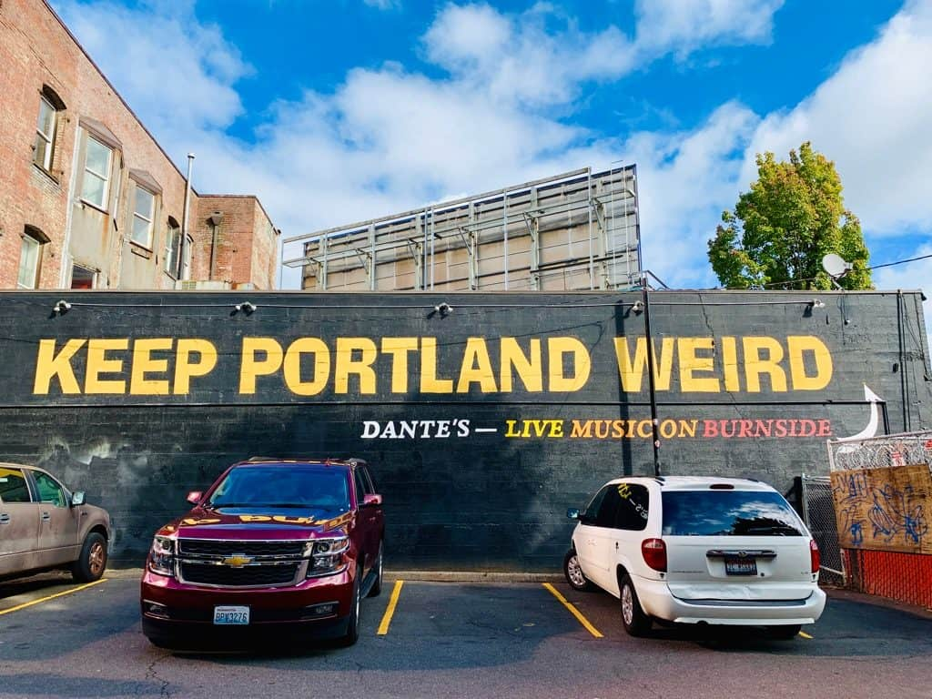 Things to do in Portland at night, where to stay in Portland