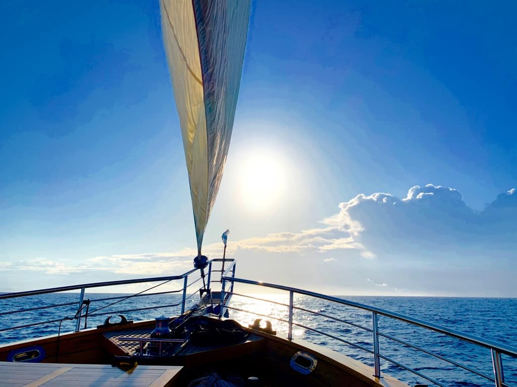 Croatian Itinerary: Sailing on a Private Yacht
