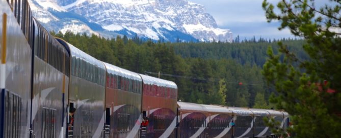 Train Across Canada, Rocky Mountaineer Train, Canadian Rockies Train, Canadian Rocky Tours, Canadian Rail Trips, #Canada #luxurytrain #traintrips