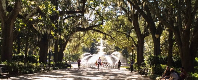 American Cities That Are Both Cultural And Pretty, #Savannah #AmericanCities #America