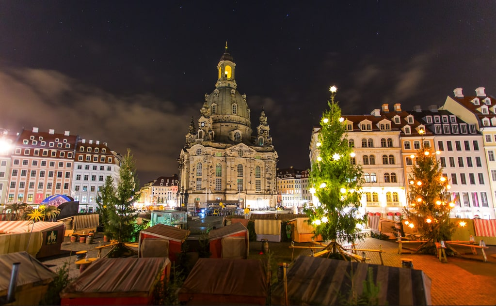 Charming Christmas Markets in Europe!