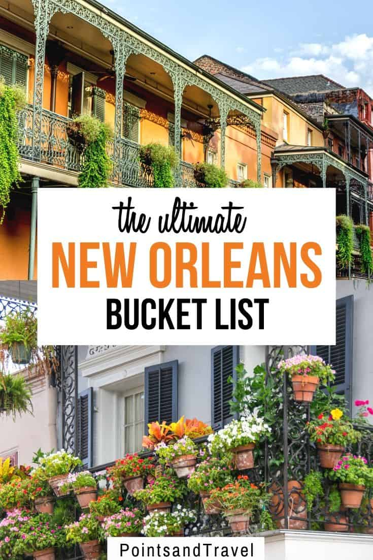 Things to do in New Orleans, French Quarter #New Orleans #Louisiana