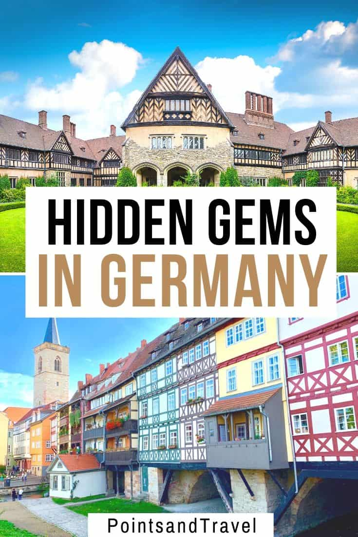 Hidden gems in Germany, Germany hidden gems, best cities to visit in Germany, german landmarks, hidden gems in Europe, best, hidden gems, hidden gems you can't miss, 4 secret towns in Germany revealed, #Germany #Heidelberg #wurb