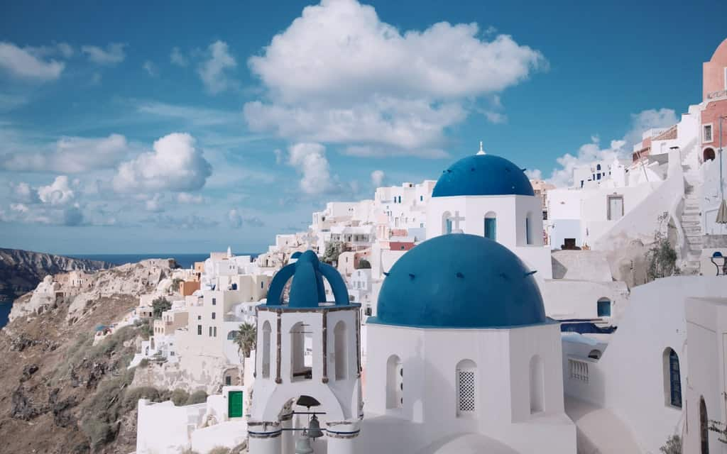 GREECE - ONE OF EUROPE'S BEST HOLIDAY TICKET