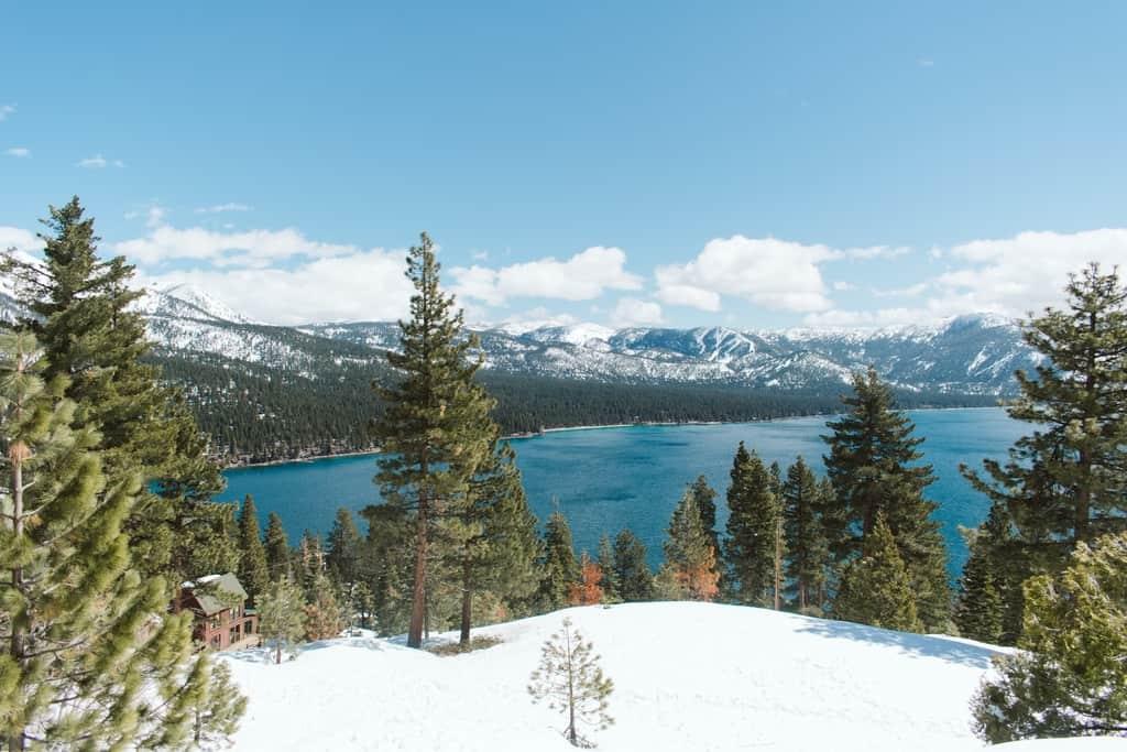 How to Plan the Perfect Lake Tahoe Winter Trip, Lake Tahoe Winter, The perfect Lake Tahoe Winter, #LakeTahoe #California #skiing