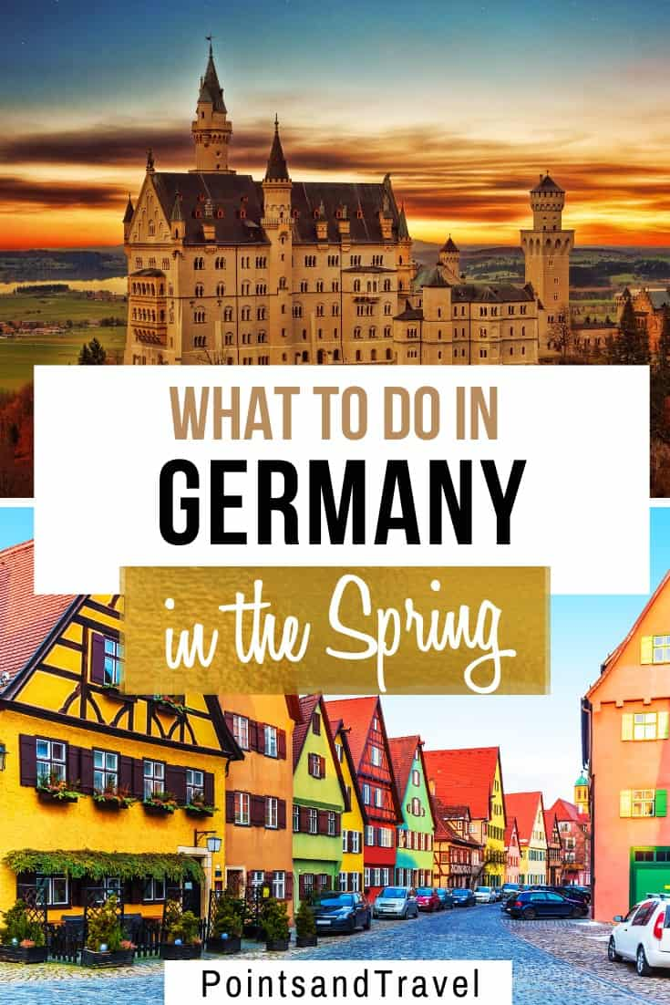 Germany in the Spring, #Germany #historic #Europe