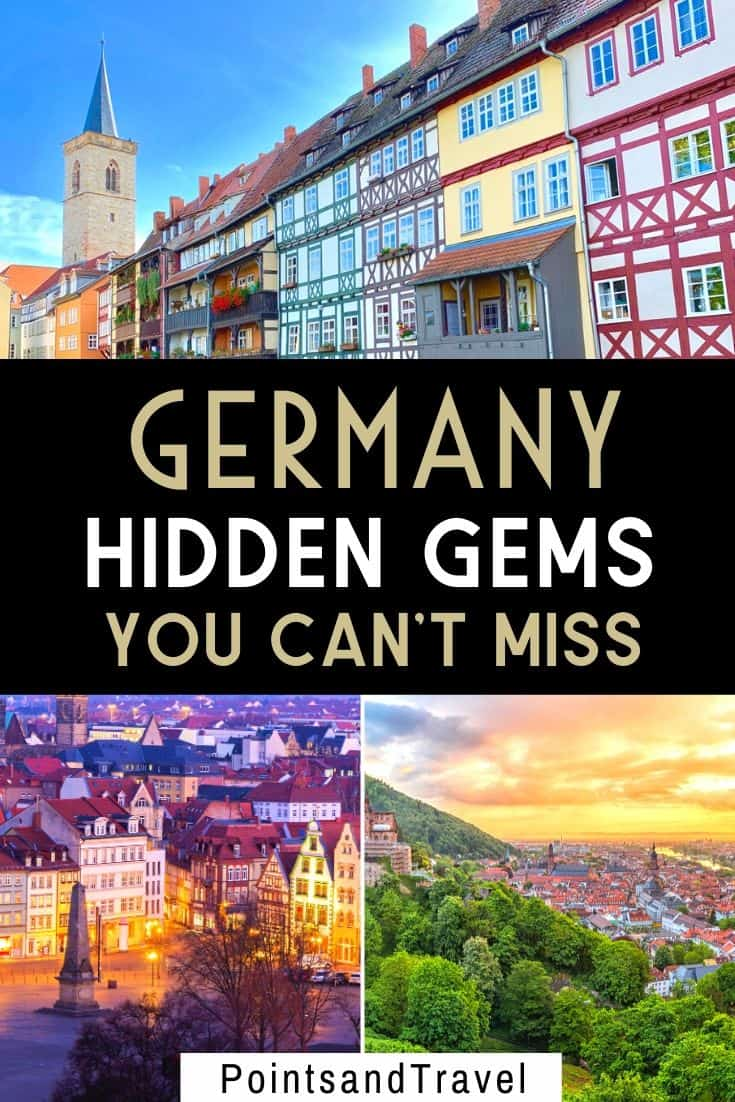Germany hidden gems you can't miss, German landmarks, Germany landmarks, places to visit in Germany, best places to visit in Germany, #germany #Landmarks