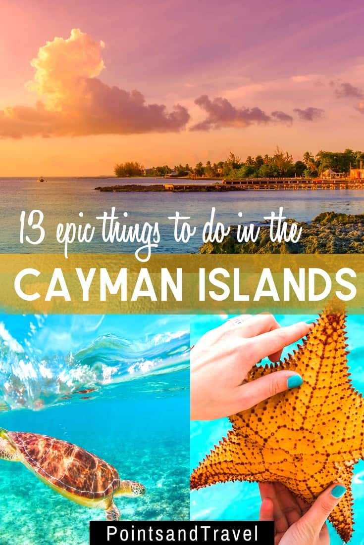 Epic things to do in the Cayman islands #Cayman #CaymanIslands
