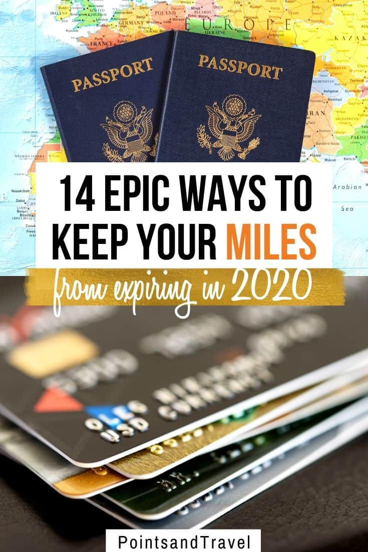 Epic ways to keep your miles from expiring, How to keep miles and points from expiring, how to keep points and miles from expiring, expiring miles, keep points and miles from expiring, keep miles and points from expiring, #Miles #expiring