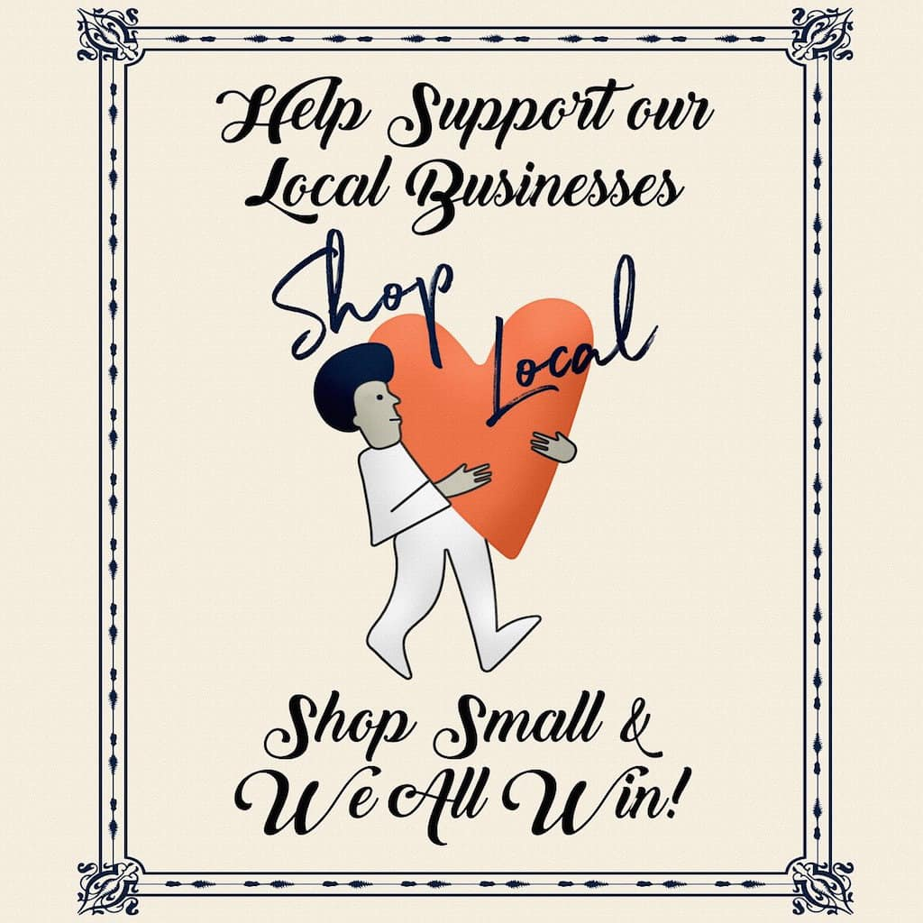 support local, local shops, local economy, locally owned, local products, why shop local #local #support