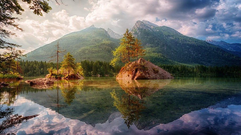 Lederhosen, Bavarian Alps