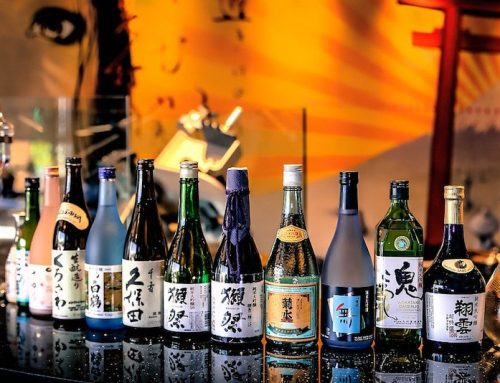 What to Sip as You Savor Japan