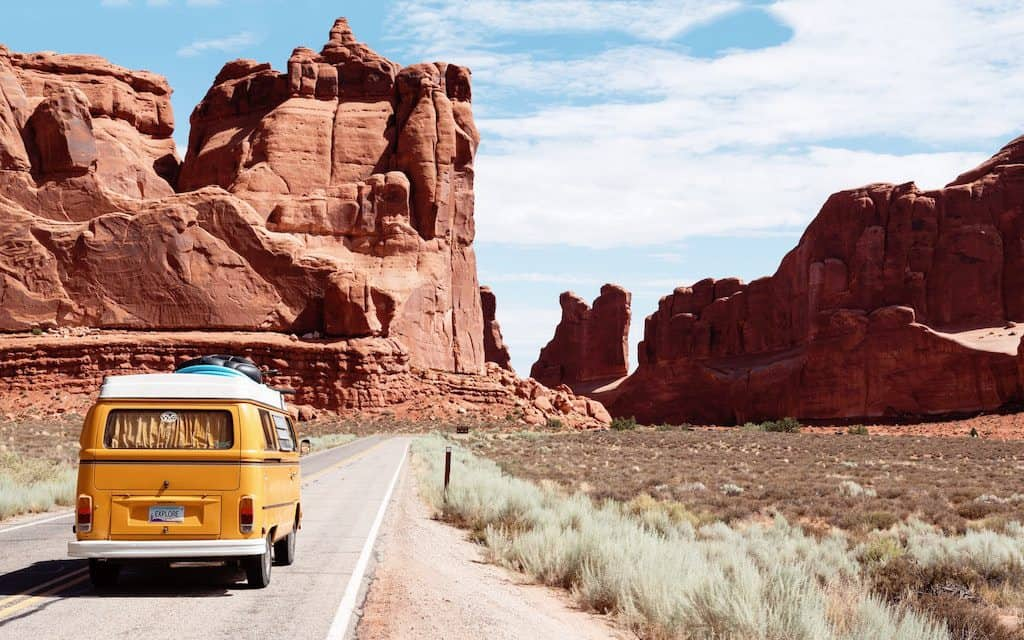 My Packing List For A Road Trip