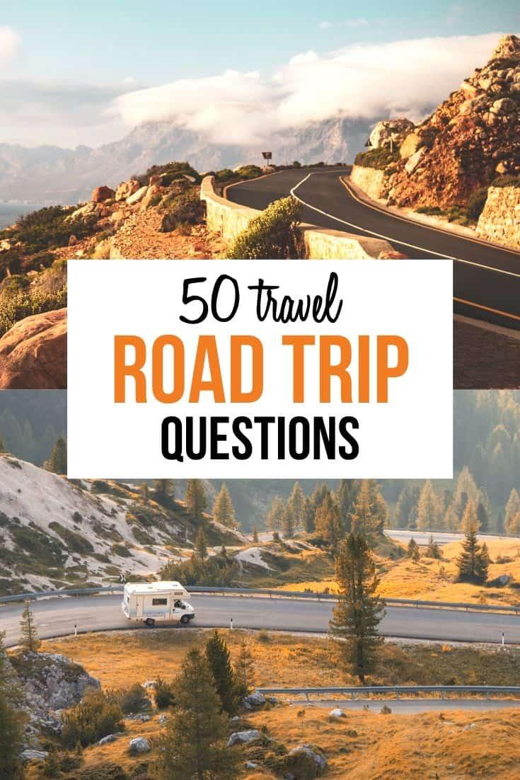 Road trip questions, questions for road trips, #roadtrips #roadtrip