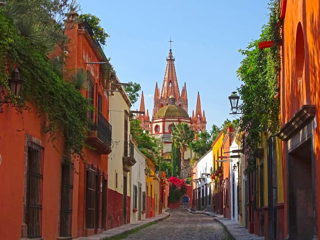 Mexico City to San Miguel de Allende, #Mexico #SMA #CDMX