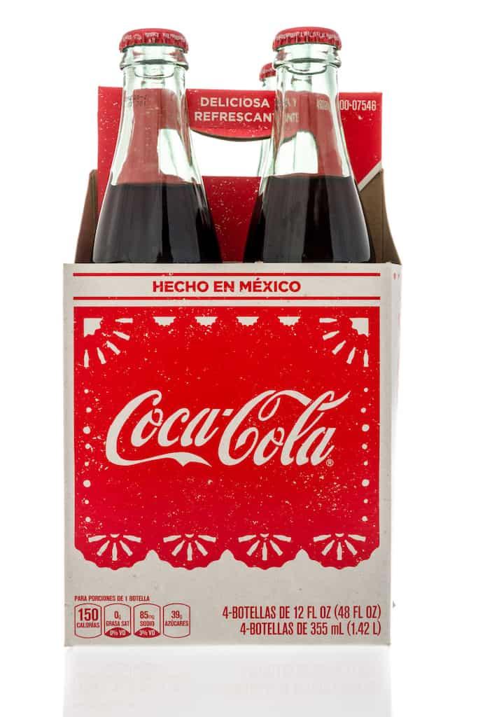 Mexican soda, Drinking in Mexico, mexico coca-cola