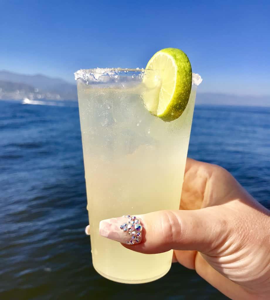 Mexico Margarita, Drinking in Mexico