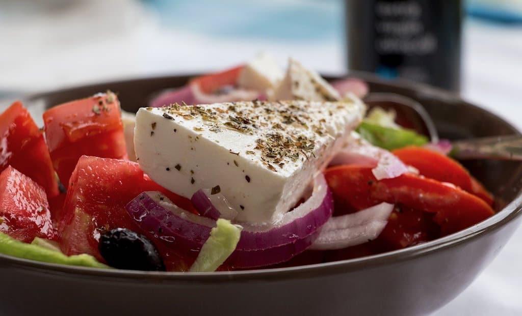Feta Cheese, Greek food, Greek food list, Greek Mediterranean food