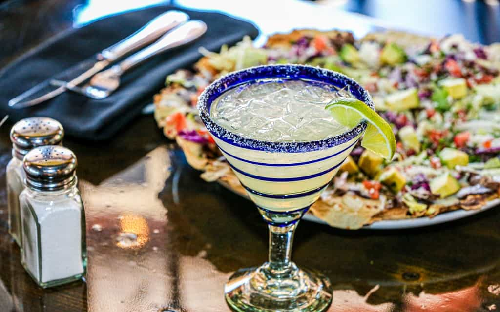 Drinking in Mexico, mexican margarita