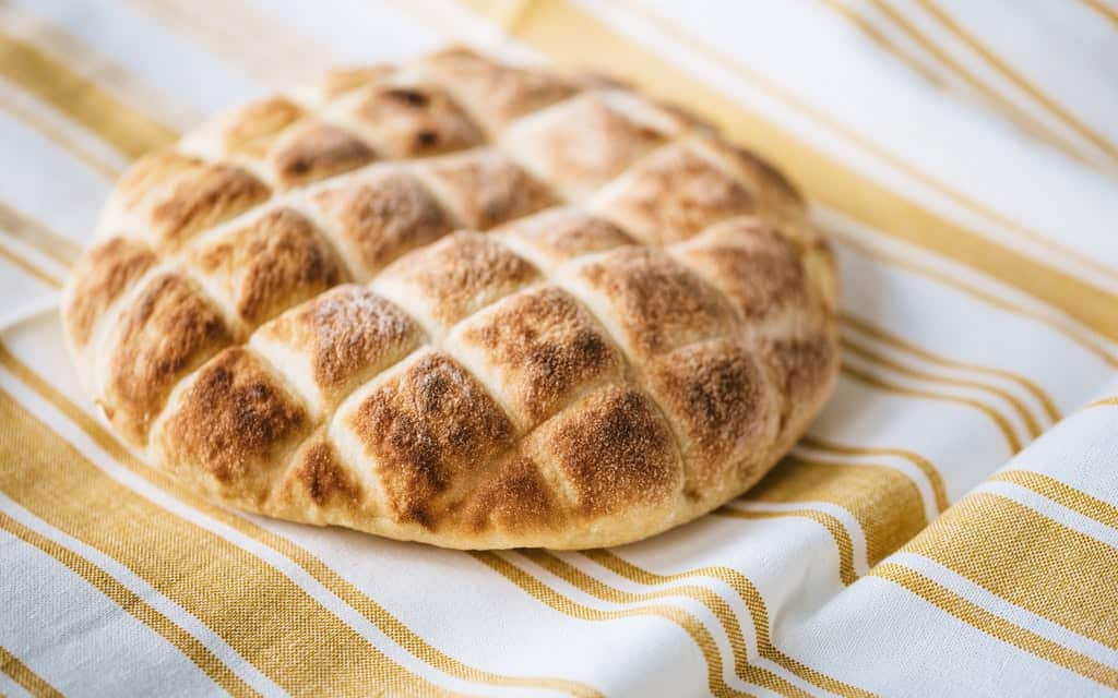 Greek pita bread, Greece famous food, Greece food, Greece typical food,