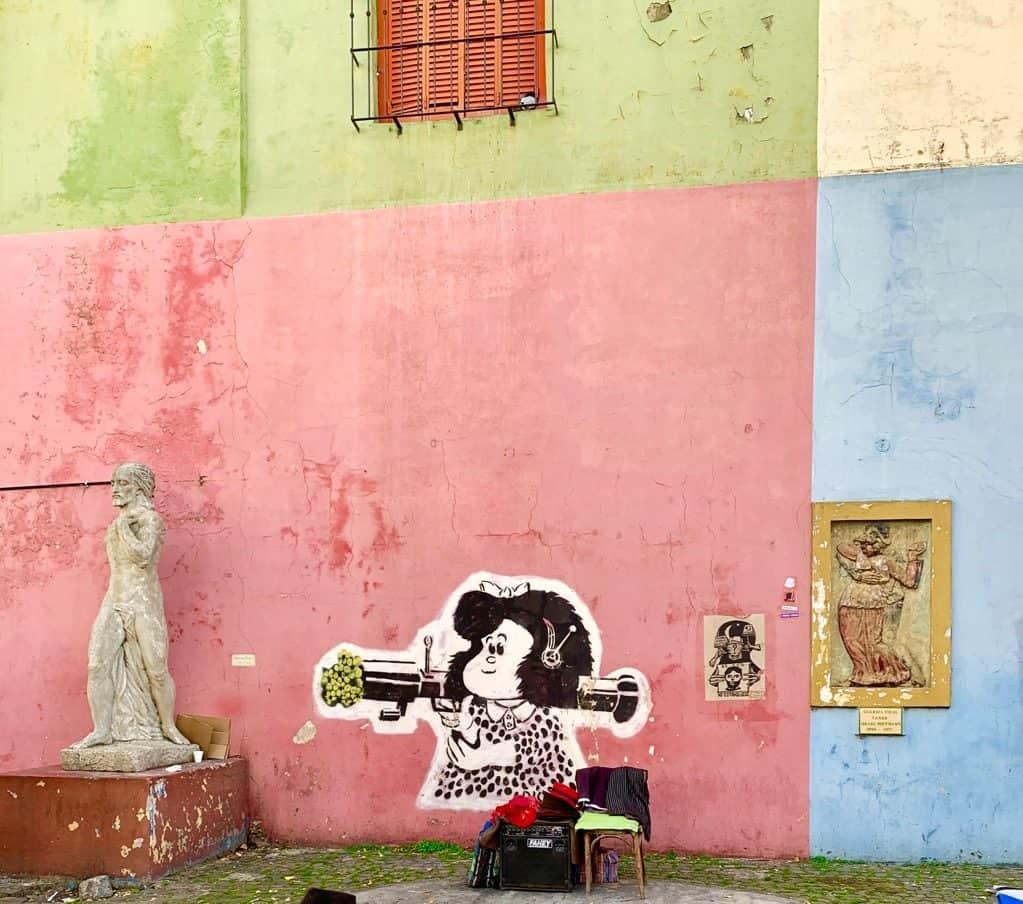 Buenos Aires Caminito, Caminito Buenos Aires