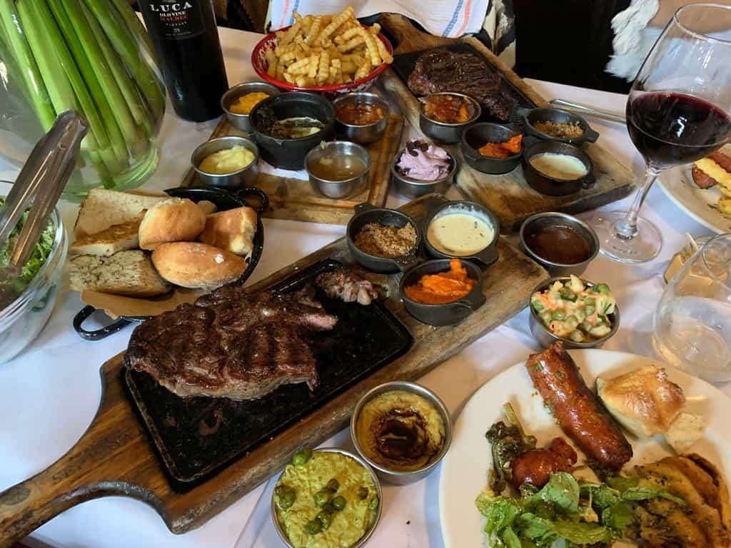lo boca restaurant, #LaBoca